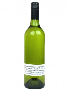 Dry Fruity White Plain Label