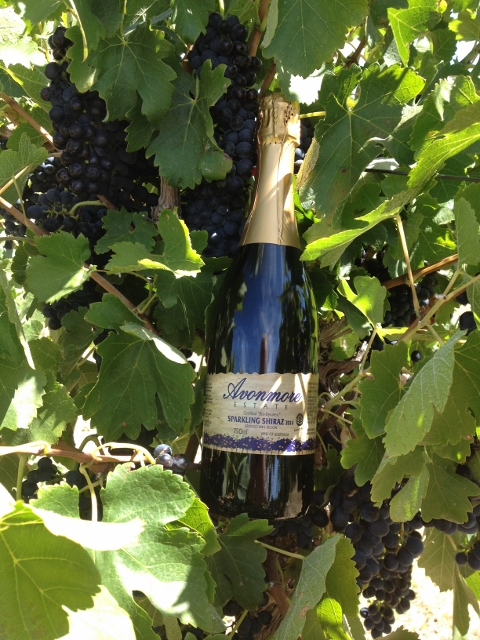 Avonmore Estate Sparkling Shiraz 2014